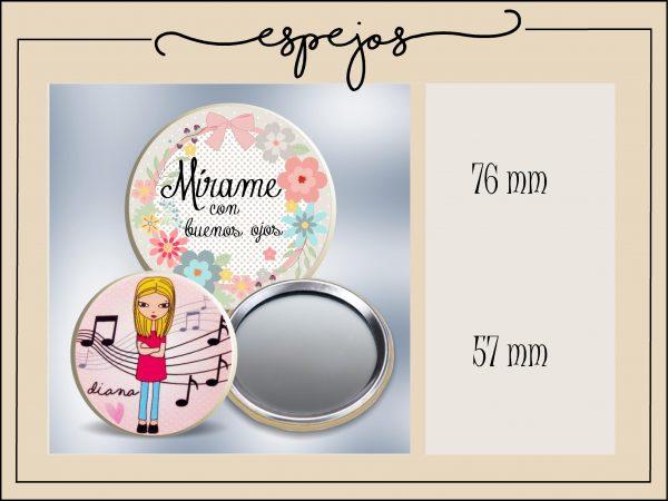 Espejos: Diseños originales para tus regalos personalizados